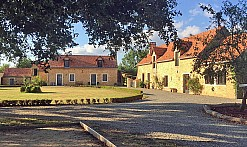 le gite et la maison de la Petite richardiere